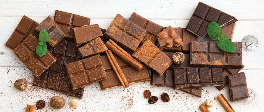 14 motivos para comer chocolate